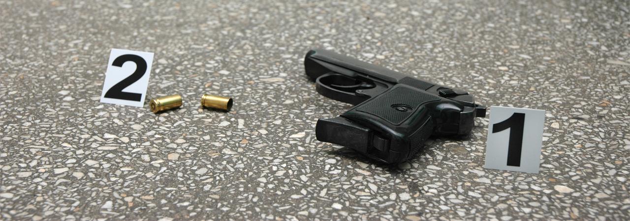 slide pistolet
